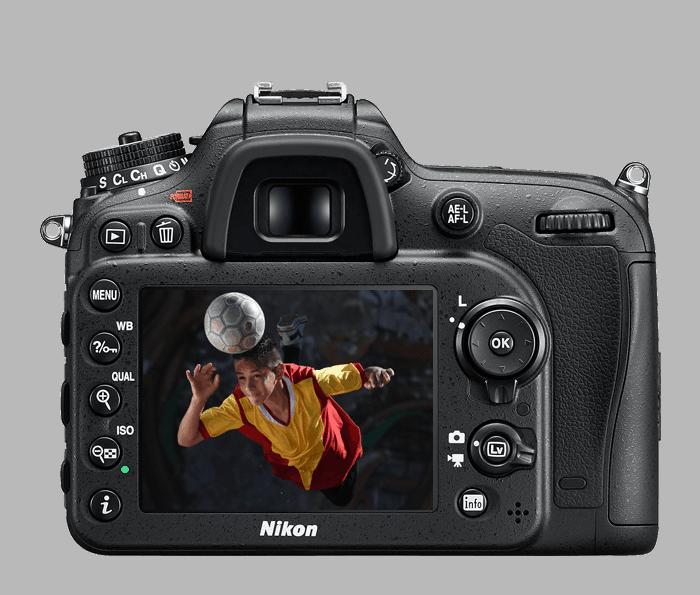 Nikon D7200 review, D7200 video shooting, D7200 DSLR