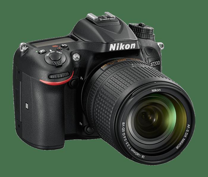 Nikon DSLR, D7200 capabilities, D7200 features,