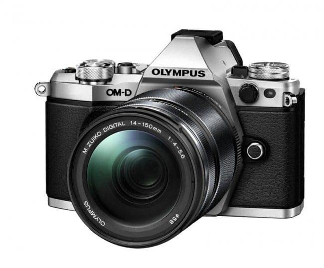 Olympus Om-D E-M5, E-M5 Mark II, 4K camera, E-M5 II