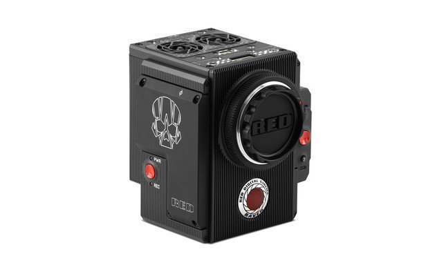 RED Digital Cinema, 4K video recording, RED Dragon Sensor
