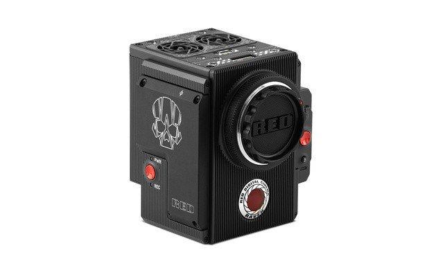 RED Digital Cinema, 4K video recording, RED Dragon Sensor