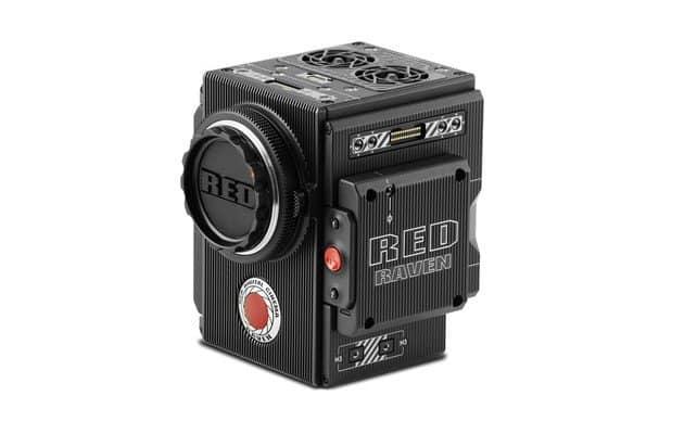 RED Raven, Raven 4K camera, Raven 4K video,