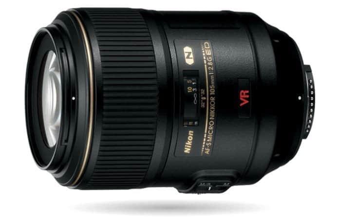 Camera lens, Nikon Lens, AF S VR Micro Nikkor
