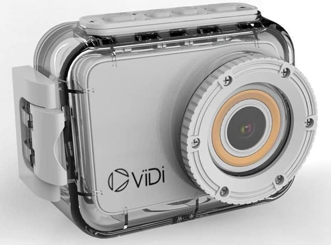 Kickstarter campaign, affordable camera, action camera