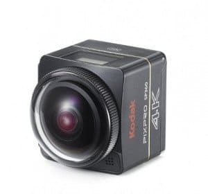 Action sports 360 camcorder
