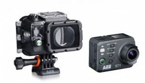 AEE S71, action camera, AEE magicam