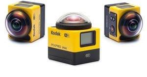 Kodak SP360, Action Camera, Kodak Action Cam