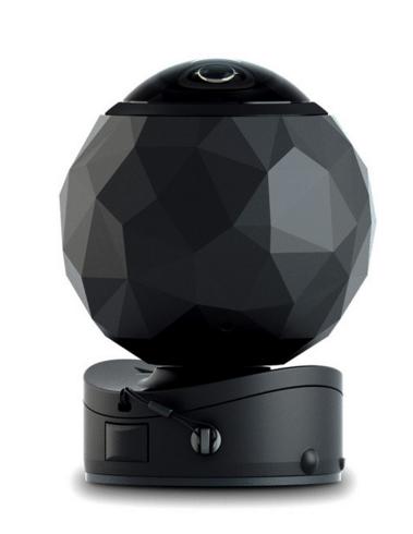 4K resolution camera, CES 2016 camera, 360Fly 4K specs