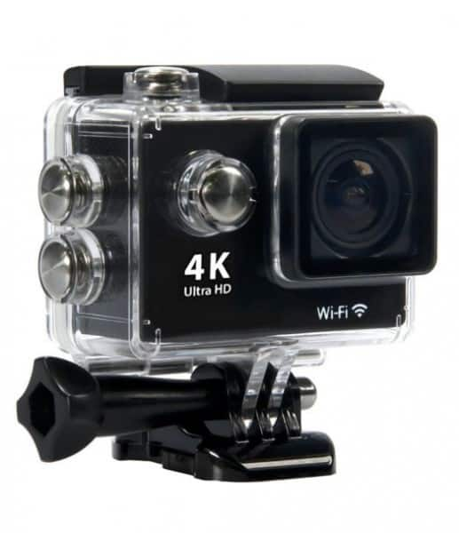 ASX ActionPro 4K, action camera, sports camera