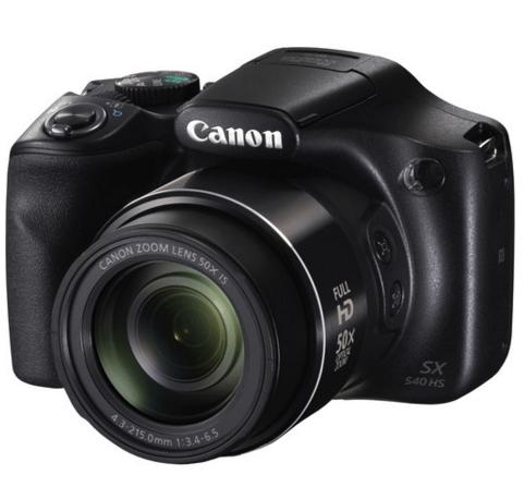 PowerShot SX540 HS, CES 2016 Best Cameras