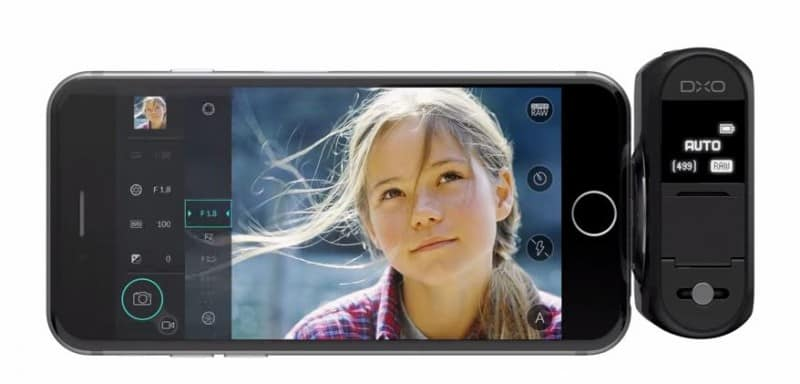 DXO One features, DXO One digital camera, DXO One mobile photography