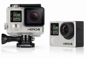 GoPro, Hero 4, action camera