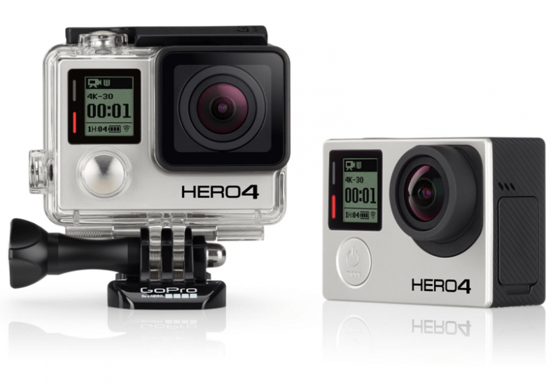 GoPro, Hero 4, action camera