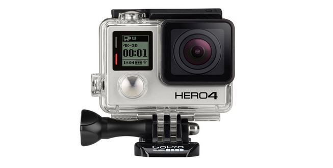 GoPro Hero4 features, action cam, Hero4 design