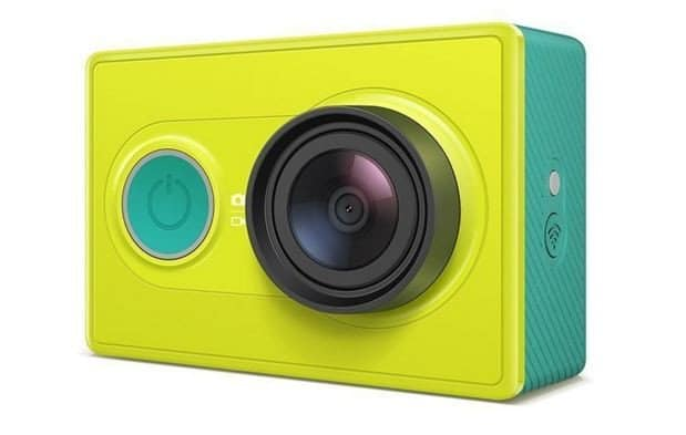 Yi action camera, Yi sports camera, Xiaomi Yi