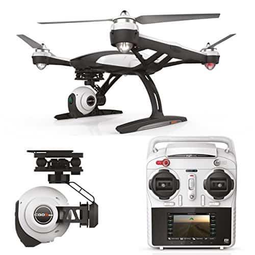 Typhoon Q500, a 4K Camera Drone