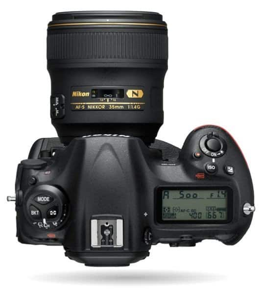 Nikon D5 specs, Nikon D5 features, D5 review
