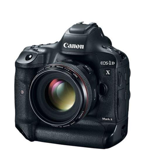 EOS 1D X Mark II, Canon DSLR, Canon 1D-series