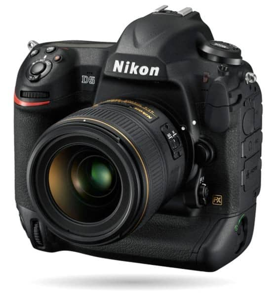 D5, 4K DSLR, Nikon D5 review