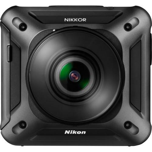 Nikon 4K action camera, Nikon sports camera, 4K sports camera