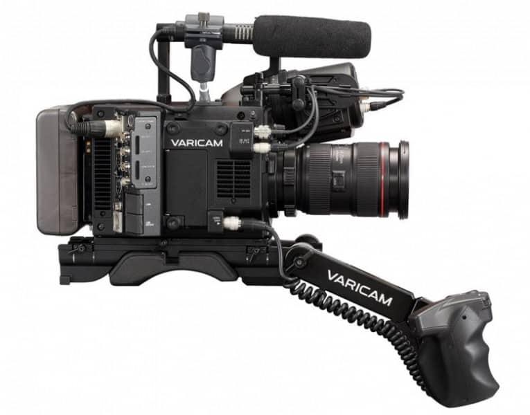 Varicam LT 4K, 4K camcorder, procamcorder
