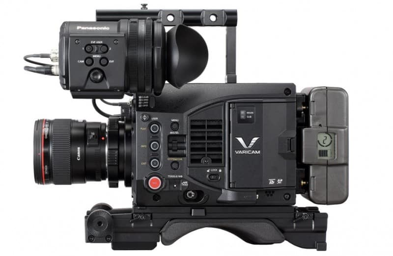 Panasonic 4K camcorder, Varicam LT, VariCam LT features