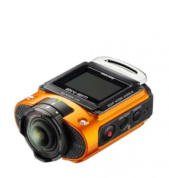 Ricoh, WG-M2, 4K action camera