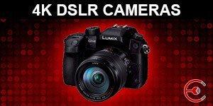 4k Cameras DSLR