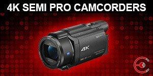 Consumer 4k Cameras