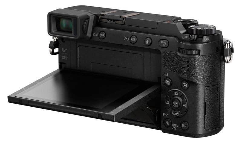 DMC-GX85, GX85 review, GX85 features