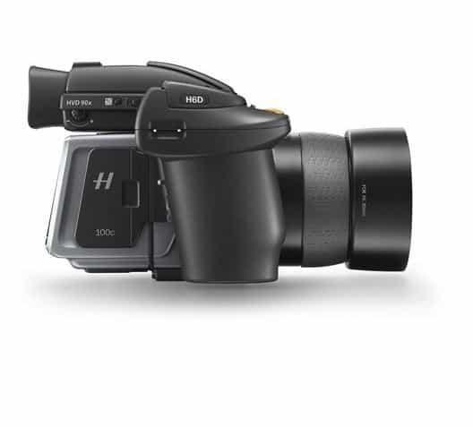 Hasselblad H6D-100c, Hasselblad 4K camera, 4K DSLR