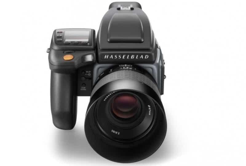 H6D-100C Camera, 100MP camera, 4K UHD camera