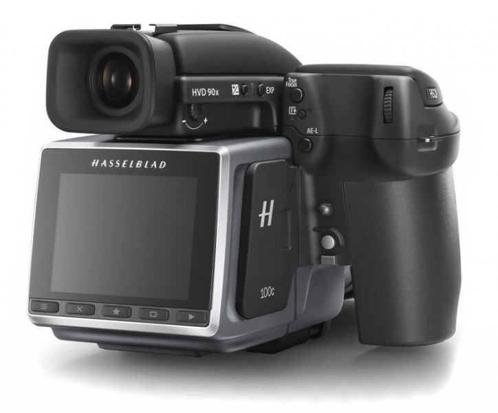 Hasselblad H6D , H6D-100c features, 4K camcorder