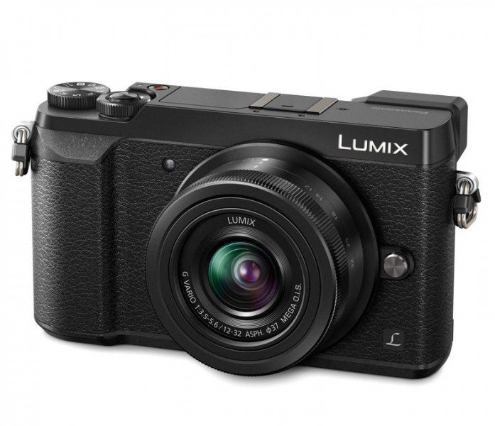 Panasonic 4K camera, Lumix GX85, 16MP camera
