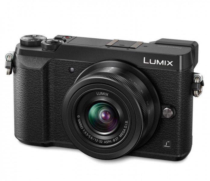 Panasonic 4K camera, Lumix GX85, 16MP camera