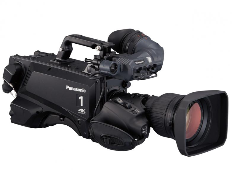 Panasonic AK-UC3000, 4K procamcorder, 4K studio camera