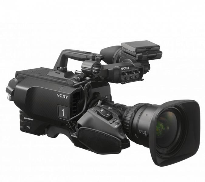 Sony HDC-4800, 4K camera, 4K procamcorder