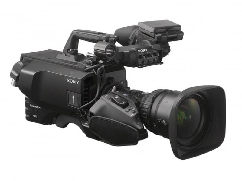 Sony HDC-4800 4K