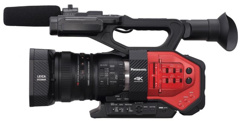 AG-DVX200, 4K camera recorder, Panasonic AG-DVX200 specs