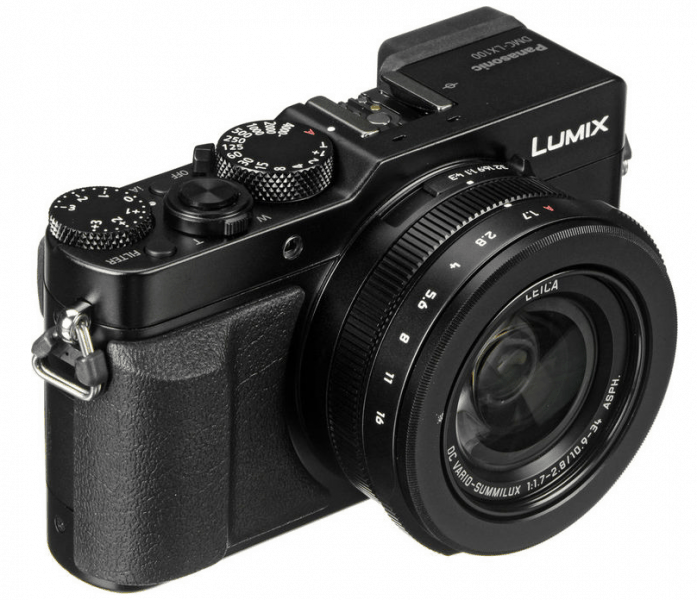 Panasonic 4K camera, 4K DSLR, Lumix DMC-LX100