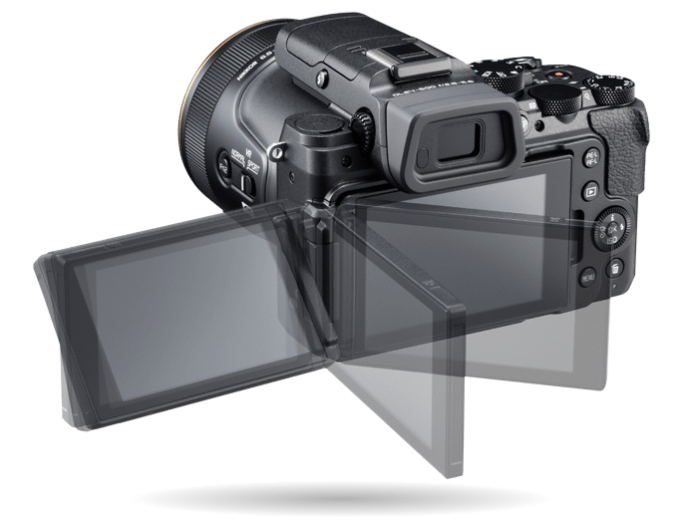 Nikon DL Series, Nikon DL24-500 specs, Nikon DL24-500 features