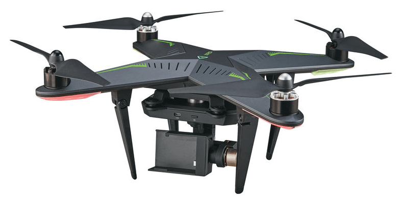 Xiro Xplorer, first person video, quadcopter