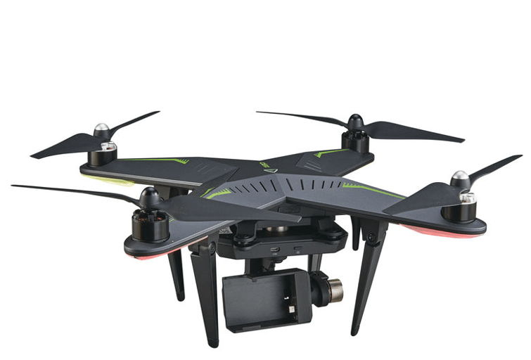 Xiro Xplorer G, aerial drone, GoPro Drone