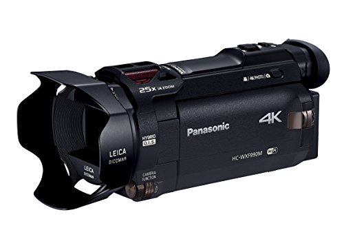 Panasonic HC-WXF990M Review