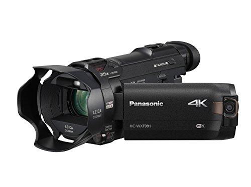 Panasonic HC-WXF991K 4K