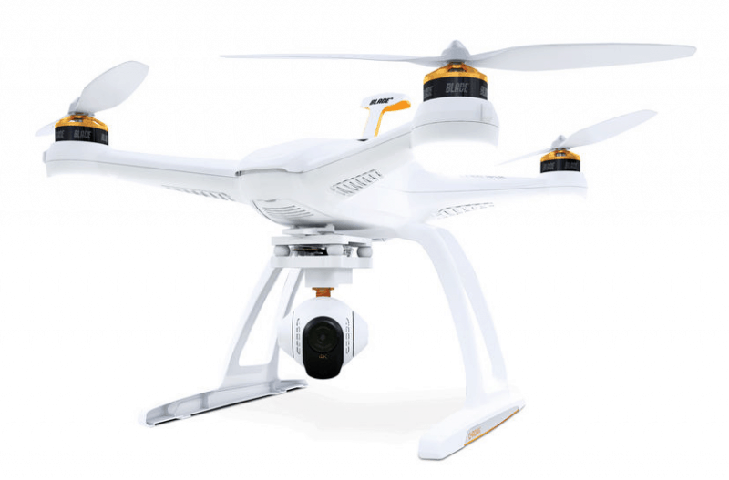 Chroma Camera Drone, Stabilized CGO3, 4K camera