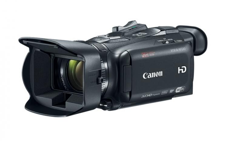 Canon VIXIA HF G40, HD camcorder, Canon Camcorder, HF G40