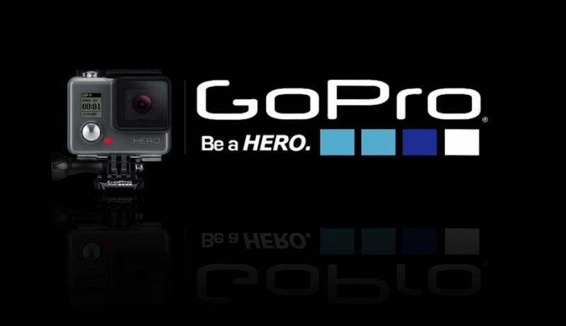 GoPro Hero 5, GoPro cameras, action cameras, sports cameras