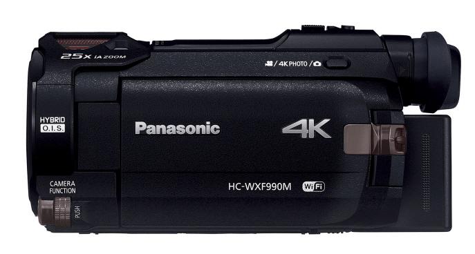 HC-WXF990M 4K, LEICA Dicomar Lens, 4K video recording