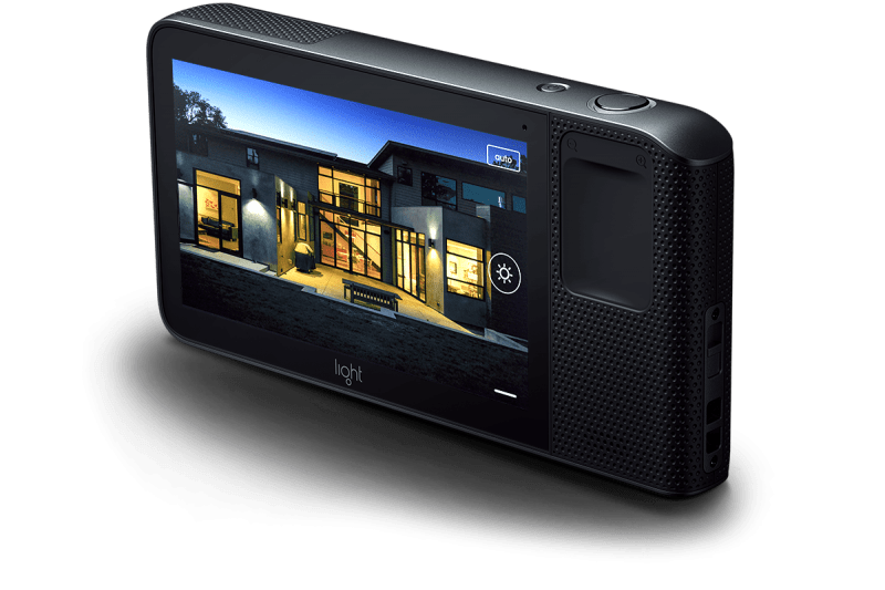 Light L16 camera, camera news, DSLR news, multiple lens system